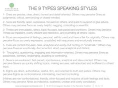 classification essay about personality types