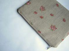 Roses MacBook 13 sleeve with zipper MacBook Air 13 by StudioSleeve, $24.00
