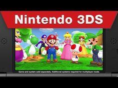 Nintendo 3DS - Mario Party: Island Tour Launch Trailer - YouTube