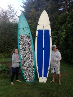 PART 1 – Getting Started I spent the previous two years living in Eastern Europe. I lived in an area where there was nowhere to paddle and nobody had kayaks. I'm sure nobody knew what a Stand-Up Paddleboard even was. I had been following friends back home and I knew as soon as I returned … Continue reading Building a Stand-Up Paddleboard (SUP) DIY →