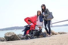 Many thanks to Joovy for making this review possible. I was sent the Joovy Caboose Ultralight Graphite, the opinions I express here are my own. My five and two year old are fun (and busy!) kids. I can break a sweat chasing them around. My two-year-old son's favorite game is to run away from me [...]
