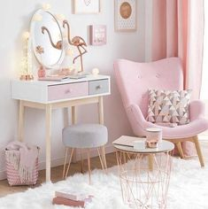 Lovely Rose Gold Bedroom Ideas (Make Your Room Looks Elegant)