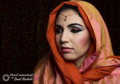 Photo shoot with Samarha... MakeUp by me, Adriana Ricci Photo by Donal Hackett