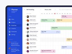 Hey friends, I'm excited to share the roadmap concept of the Planner app. It definitely is a web app that further will be shipped for the iPad as well. Inside the iPad frame, it just looks much be. Dashboard Design, Ui Ux Design, Interface Design, User Interface, Dashboard App, Graphic Design, Free Fonts For Designers, Mobile App Ui, Ui Web