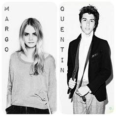Dit zijn de acteurs die Margo en Quentin gaan spelen in de verfilming van het boek