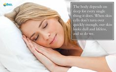 Sleep Well! Sleep Enough! Look fresh! Look Radiant! #sleepwell #skin #skincare