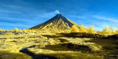Mayon Volcano (IR) by Dacel Andes, via Scenic Photography, Landscape Photography, Painting Words, Geology, Mother Nature, Lava, Art Ideas, Beautiful Places, Landscapes