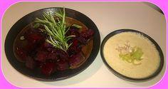 No gluten! Yes vegan!: Barbabietole rosse al forno con vegan maionese sap...