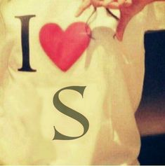 S for sonu..❤