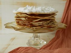 Torta #Rogel con dulce de leche