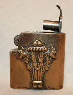 Trench Art Lighter.