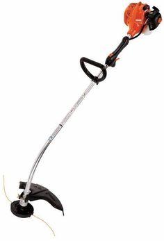 gas edger. yard trimmer curved shaft gas 2-cycle 21.2cc professional powerful ergonomic edger