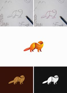 animal logos #3 on Behance