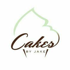 cupcake logo design for Cakes by Jake Cake Logo Design, Custom Logo Design, Logo Sticker, Sticker Design, Logo Cupcake, Logo Boulangerie, Dessert Logo, Logo Design Samples, Ice Cream Logo