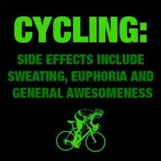 All this is true. #cycling #sideeffects #bodytorqueliveit #bodytorqueactive