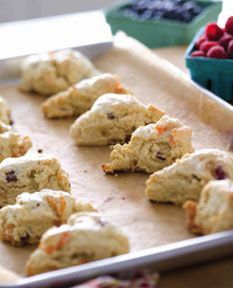For almost ten years, these scones were a favourite dish café item. Former dish chef Elena popularized ...
