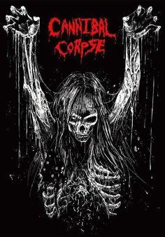 Dark Artwork, Dark Art Drawings, Metal Artwork, Arte Horror, Horror Art, Arte Heavy Metal, Rock Kunst, Metal Band Logos, Arte Grunge