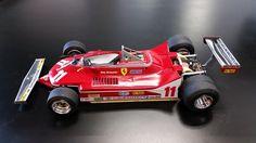 Tamiya Ferrari 312T4 scale 1/12 by Dennis LaPlante