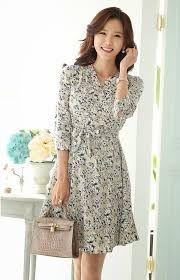 Resultado de imagen para vestidos coreanos 2015