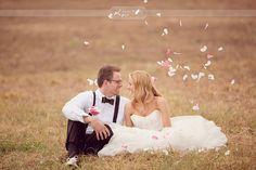 Classic Black #BowTie | Valentine's Day Wedding  http://blog.simplybloomphotography.com/?p=6133