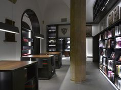 Gucci Museum, Florence store design