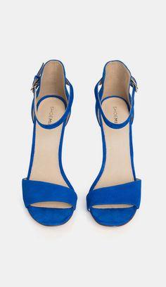 Cobalt blue- Dresses for work and Wrap dresses on Pinterest