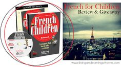 French for Children Review (& Giveaway until 1/13/16)