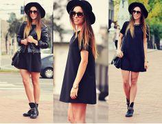 Mohito Hat, Ivon Dress, Deezee Shoes