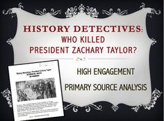 Did you know President Zachary Taylor was exhumed in 1992, almost 141 years after his death?  Historians, Presidential experts, and concerned citizens everywhere thought perhaps his death wasn't accidental after all, and exhumed his body for arsenic testing.