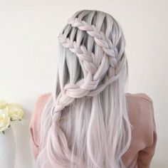 Top 60 All the Rage Looks with Long Box Braids - Hairstyles Trends Sporty Hairstyles, Box Braids Hairstyles, Trending Hairstyles, Summer Hairstyles, Cool Hairstyles, Gorgeous Hairstyles, Hairstyles Videos, Hairstyles 2018, Hair And Beauty