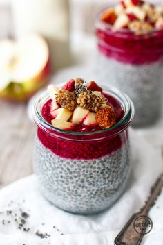 Chia-Pudding Basisrezept || eat-this.org (Vegan Sweets Glutenfree)