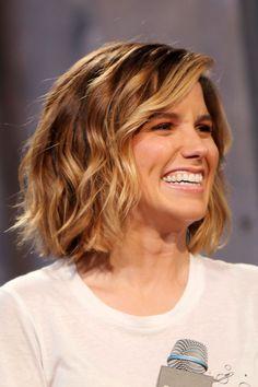 business woman hairstyles : Sophia Bush Hairstyles on Pinterest Sophia Bush Hair, Sophia Bush ...