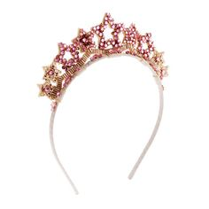 Girls' star crown headband 25% off code for 24 hours with code SECRET