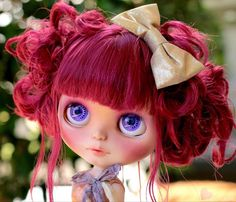 Autumn - Custom Blythe Doll by SweetCrate - #99
