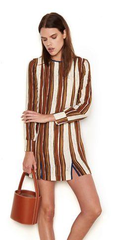 The Diego Dress - STAUD Clothing