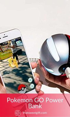 A great gift idea for Pokemon GO lovers. A charger is fully compatible with any smartphone device. Comes with security protection design too! Pokemon Gifts, Pokemon Go, Unique Gifts, Great Gifts, Popular, Gift Ideas, Website, Sweet, How To Make