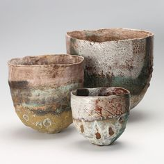 Rachel Wood conical vessels