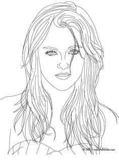 twilight edward bella draw coloring page this was on a kids