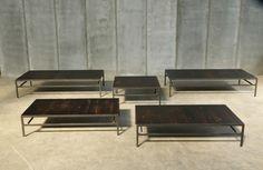 Heerenhuis Manufactuur | Tables | BRÛLÉE