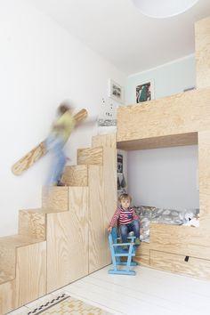 Kinder Hochbett | Jäll & Tofta