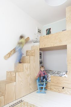 Kids Bunkbed | Jäll & Tofta