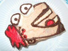 Phineas torta de vainilla