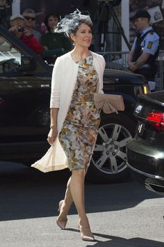 PRINCESS MARY OF DENMARK---See Which Princess Was Voted Most Stylish Royal (Shocker: It's Not Kate Middleton!)