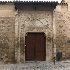 Palacio de Pedro Suárez de Toledo y Ayala (Toledo). Spain Travel, Collection, Temples, Spain, Home, Landscape Photos, Ruins, Clouds, Palaces