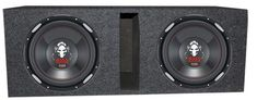 Boss Audio 4600 Watt Car Subwoofers+Vented Sub Box Enclosure Boss Audio, Car Audio, Sub Box, Subwoofer Box, Car Accessories, Electronics, Top, Shopping, Spinning Top