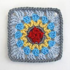 Mini Mandala Block Tutorial