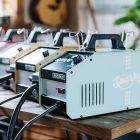 溶接DIYを始めよう。初心者でもアイアン雑貨がつくれる溶接機「スパーキー」が9月下旬に新発売! | Makit![メキット]