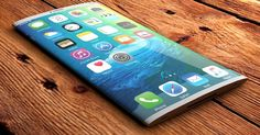 OLED screen full of holes!! That is what Apple patented for iPhone8, the bezel-less device!