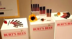 Get Lippy with New Burt's Bees Collection