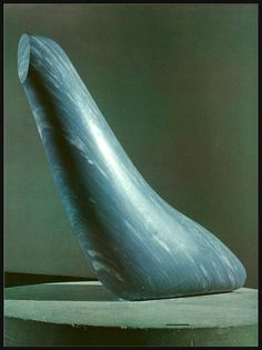 Untitled by Constantin Brancusi on Curiator, the world's biggest collaborative art collection. Marble Carving, Stone Carving, Henri Rousseau, Richard Serra, Auguste Rodin, Marcel Duchamp, Louise Bourgeois, Modern Sculpture, Sculpture Art